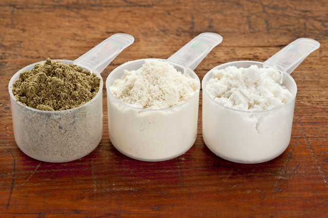 goat whey vs plant based protein powders