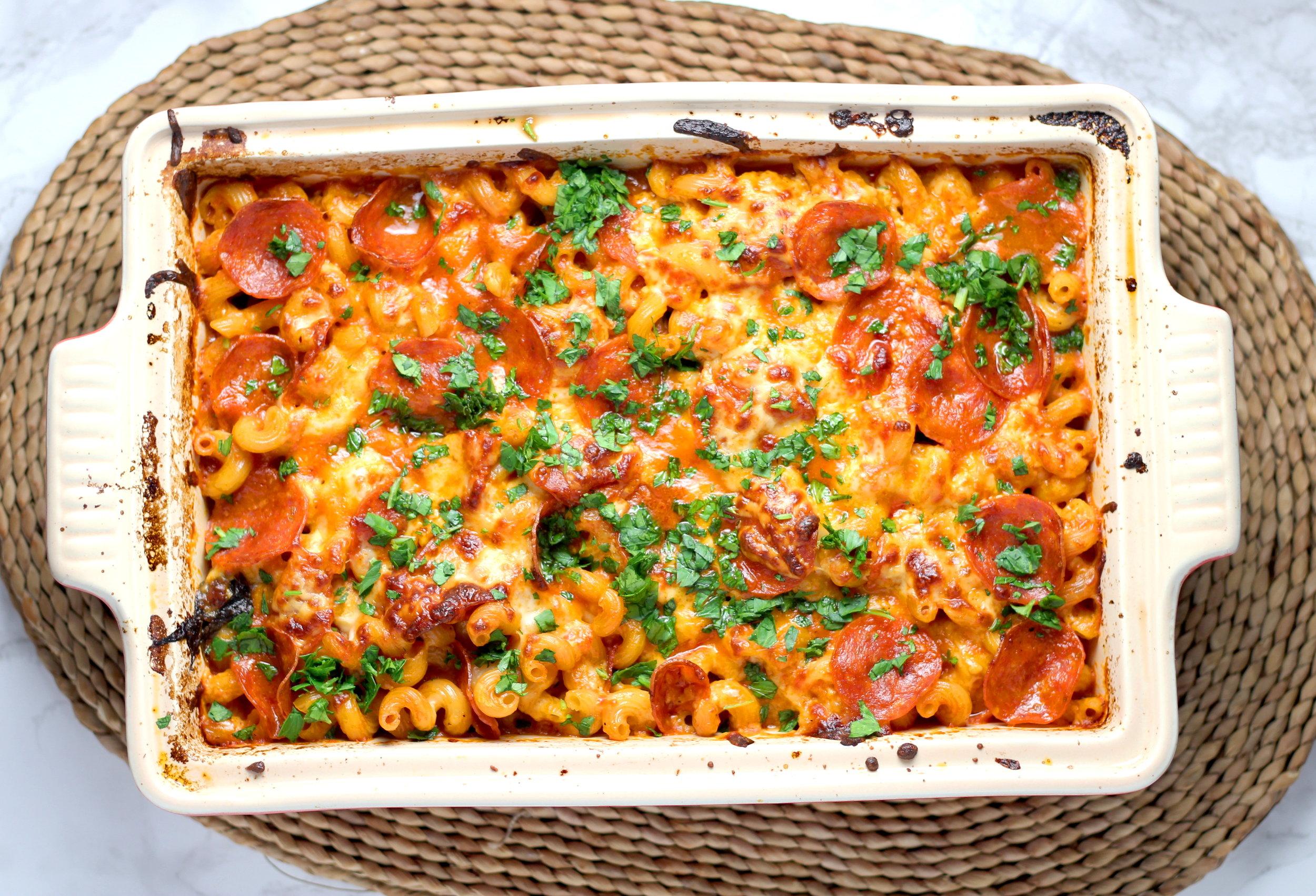 - Lasagna dinner