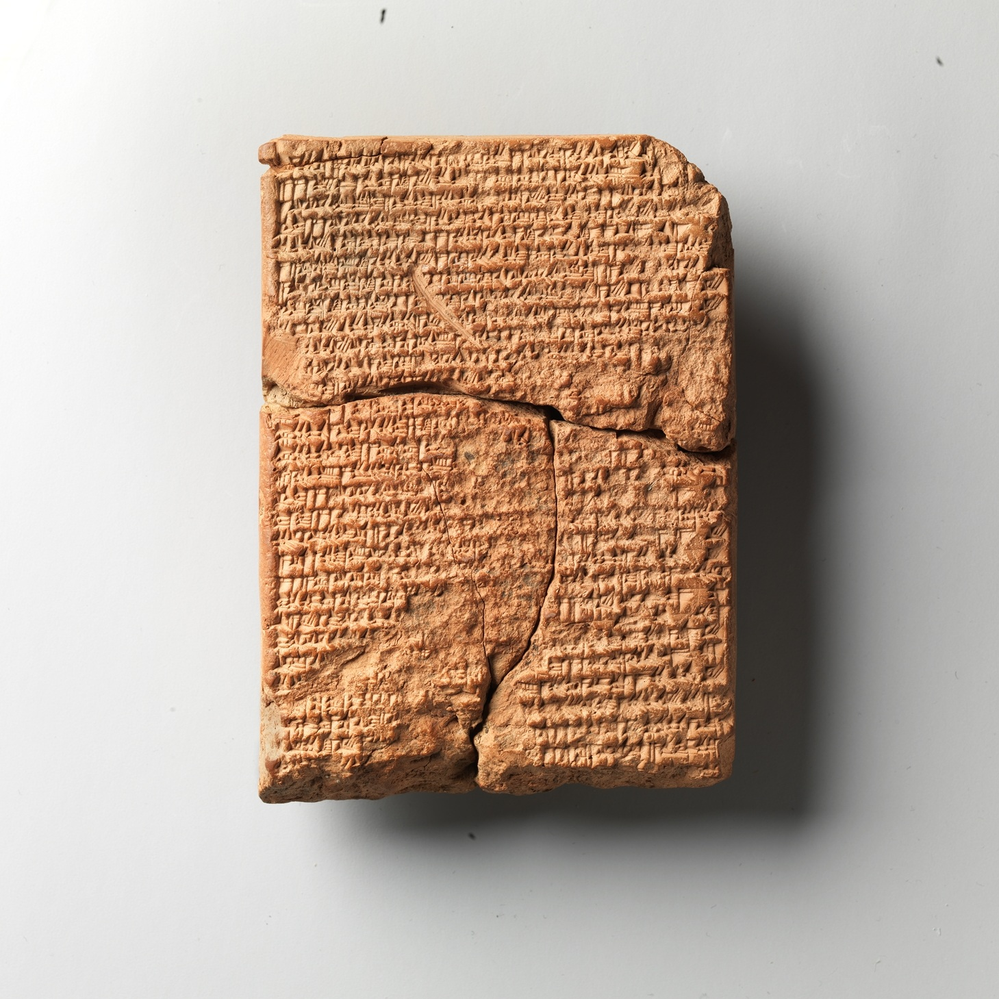 I used a GAN (General Adversarial Network) for this project: to learn cuneiform, it abstracts pixel-data of the items in the tablet-corpus. After that it is able to generate new tablets on its own.