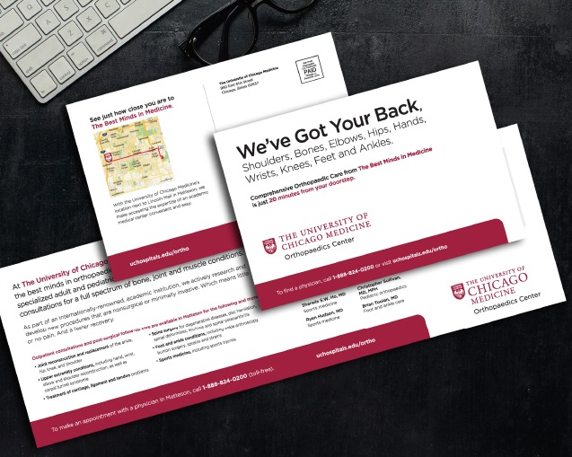VARIABLE MAPPING DIRECT MAIL