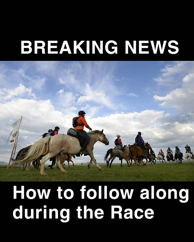 """So now that is finally here, how do you follow along during the race?? This is it the post you have all been waiting for! To keep an eye on me while I'm on the steppe, you'll want to look in the following places:  1) Instagram! Follow @mongolderby You should turn on post & story notifications so you don't miss anything! Instagram is going to be the star of the show this year and that's where the bulk of updates will be.  I will also be sharing any derby content on my own Instagram @roman.equestrian whenever phone service allows.  2) My website www.rachelmongolderby.com under the """"track me"""" tab. I will be adding links to the GPS spot tracking for the race as soon as they are live! For full commentary visit www.theadventurists.com/adventures/mongol-derby!  3) Mongol Derby on Facebook  4) @mongolderbylive on Twitter. Last year, this is where they shared the majority of the updates but with the new IG account that may change.  Training begins on August 4th and the race kicks off on August 7th. Thanks for all of the amazing support!! Now it's time to do the damn thing.  #mongolderby2019 #mongolderby #trackme #mongolia #equestrian #adventurewoman #dressagequeen #wilderness #noturningback"""