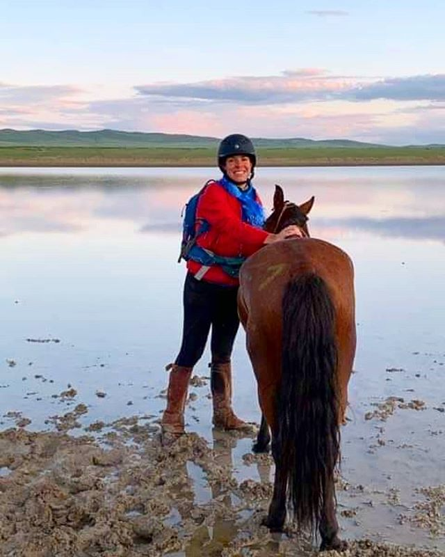 A extremely brief summary of my experience over the last 9 days riding in the Mongol Derby: - I rode over 1000k (turns out the race was a little longer this year and due to a stubborn horse and some poor navigating I got a few extra kilometers in 😉). - I came in 20th out of the 26th riders who completed the entire race. I had the honor of being apart of a race won by the legendary 70 year old Robert Long. The caliber of horsemen & horsewomen in this race has me starstruck. - I got the honor to ride over 29 amazing horses, including some of the most powerful and athletic horses I have ever sat on. - I completed every leg of the race without any major injuries, sicknesses or falls (technically I flew over a horse once while mounting but if you never actual sit on the horse to start with is it really a fall??). - Despite being a dressage rider I spent the majority of the race in 2point. My body felt great besides some stiff knees. - I ate at almost every horse station and got to meet all the families and hearders. Two of my favorite foods now include Mongolia milk tea and meat pies. I was also taken in by a kind family and fed noodles when I was a freezing soaking mess. They told me I could stay with them anytime I was back and that they would find me a Mongolian husband. - I rode with some amazing riders and fantastic human beings who kept me motivated and smiling through the entire race. -I'm already looking for my next adventure. Who is down to try and Race the Wild Coast?? I'm so sorry I was not able to update as much as I thought I would be able to during the race. Thank you to everyone who followed along and posted updates during the race! It's been amazing to get online and see how many were following along. Thank you!