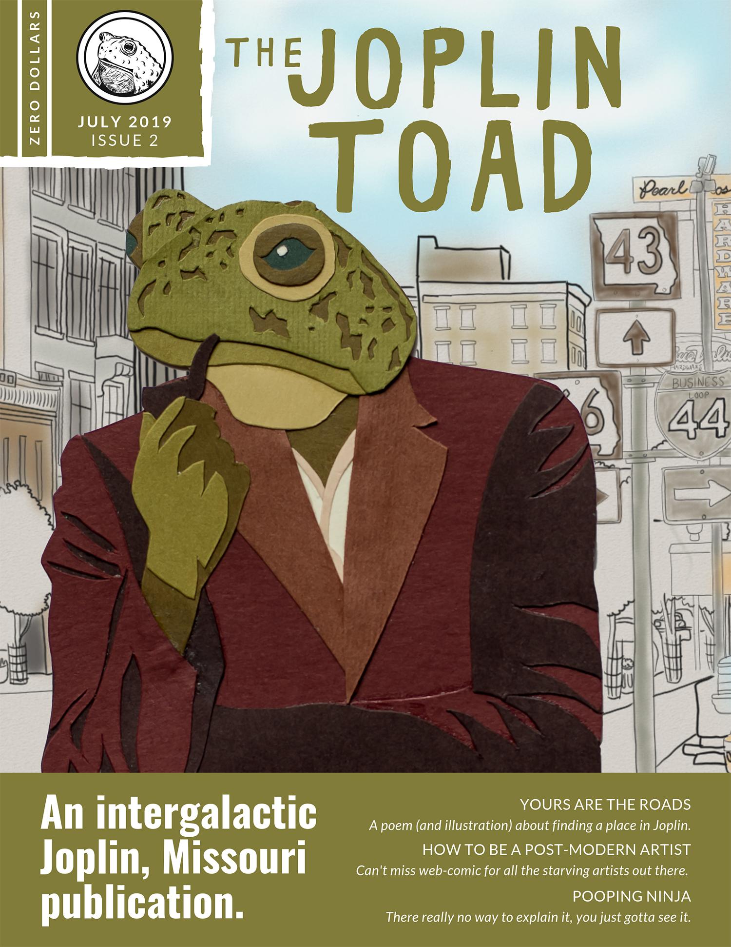 The Joplin Toad