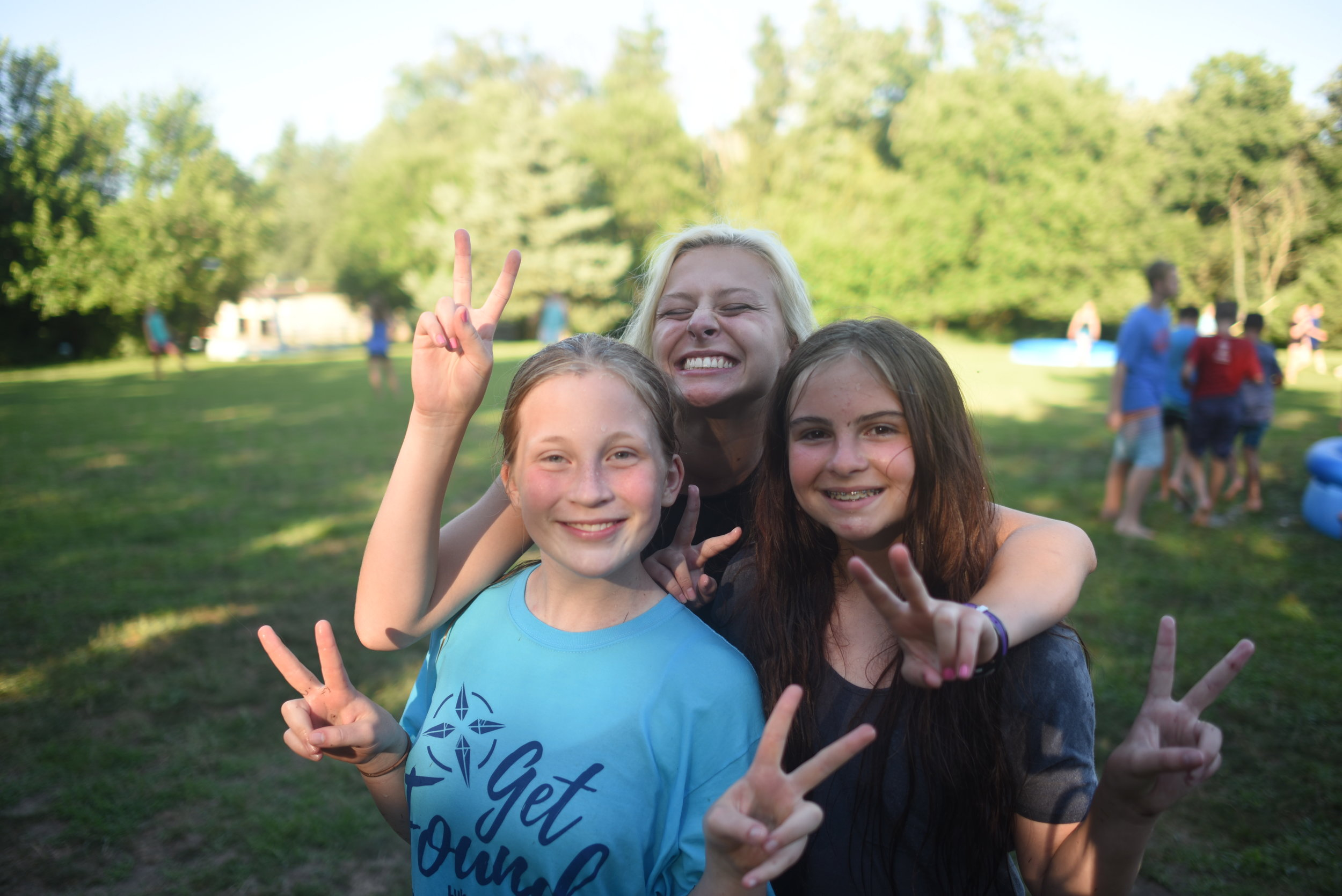 Junior High Camp 2 - Going into GRADES 7–8July 12-17 | $440
