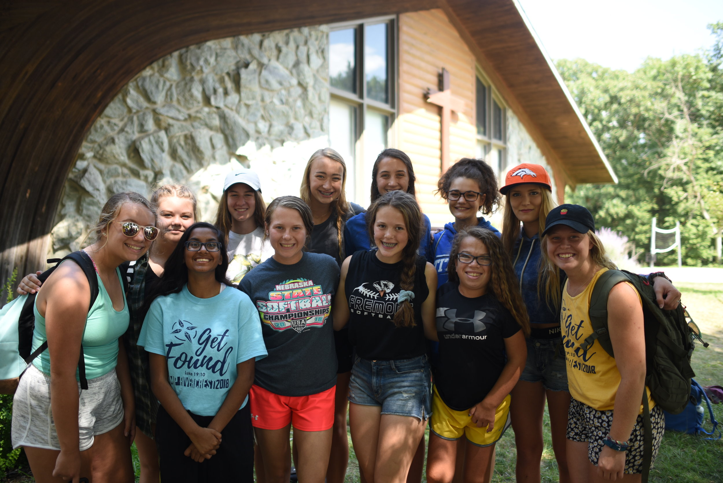 Counselors In Training - Going into grades 11–12 or graduating seniors