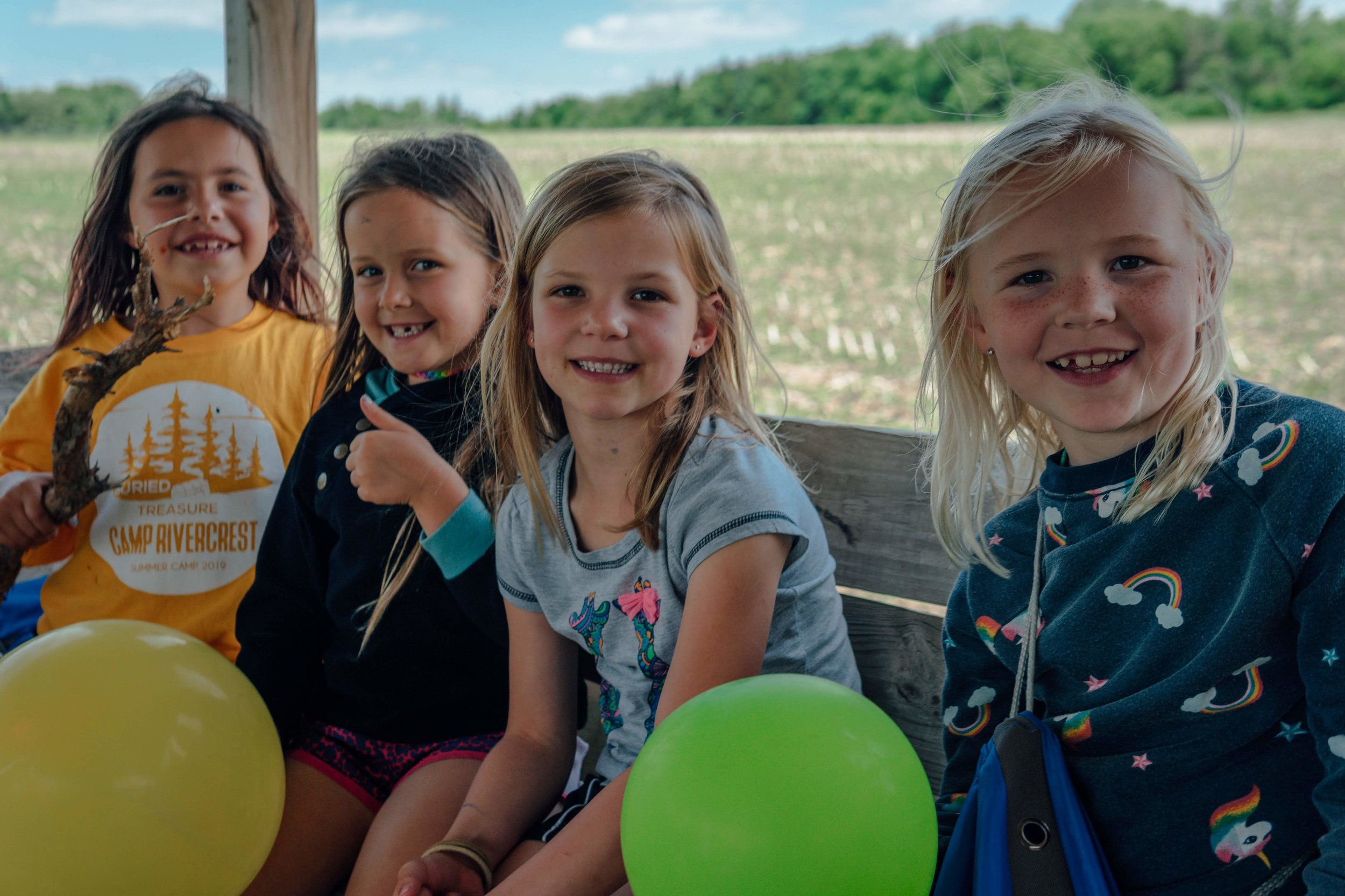 Overnighter Camp - Going Into GRADES 1–3June 11–12 | $155