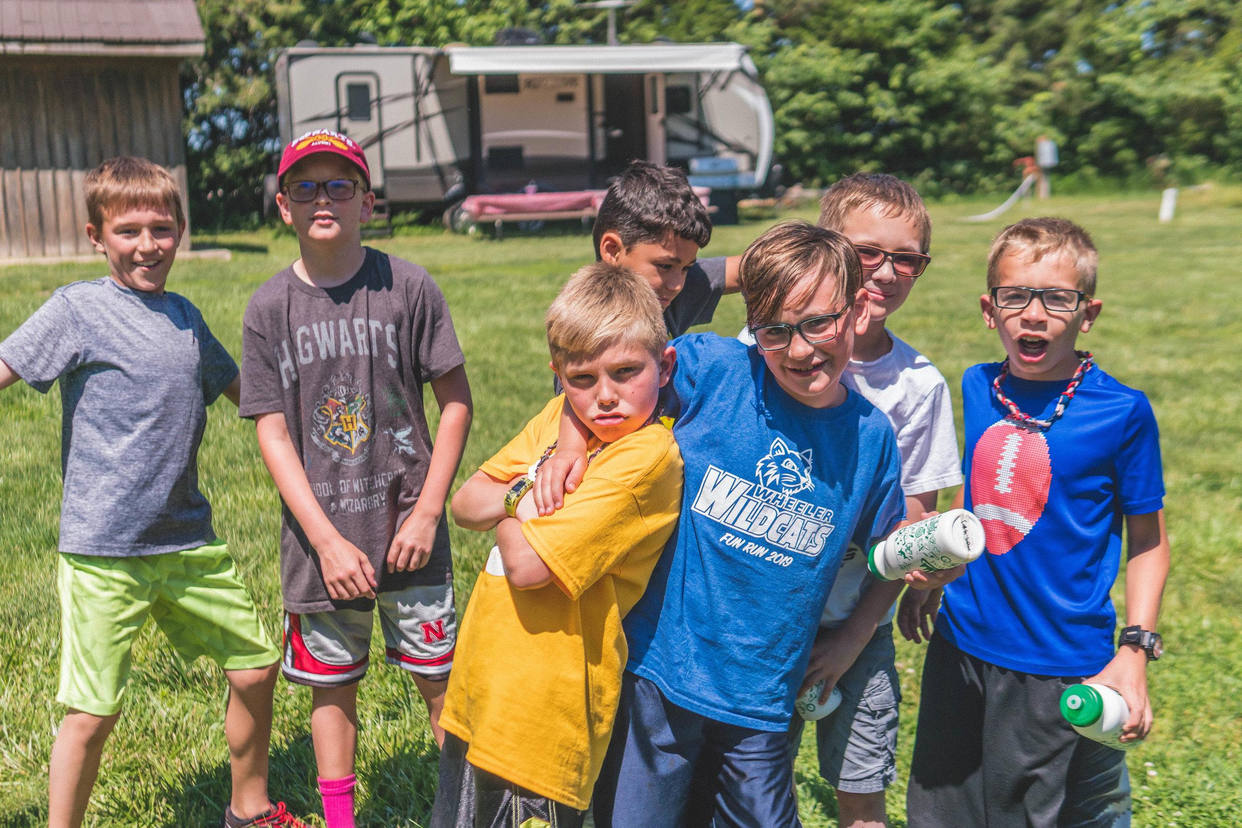 Mini Camp 1 - Going into GRADES 3–5June 7–10 | $320