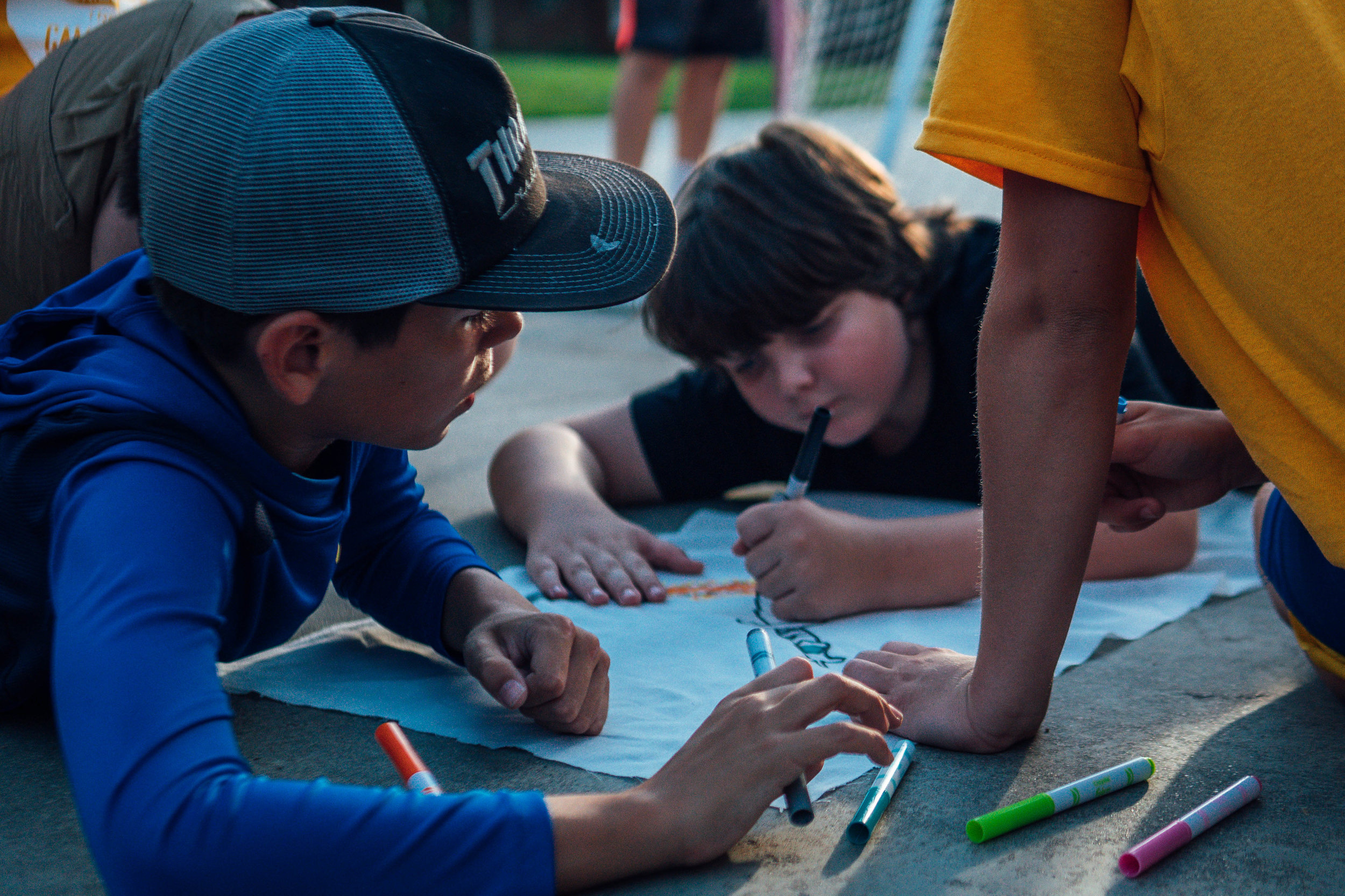 Junior Camp 2 - Going into GRADES 5–6July 5–10 | $430