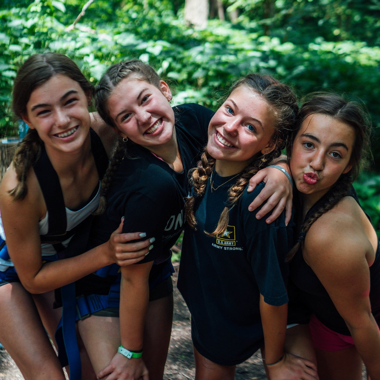 """""""My entire viewpoint on God changed…I started a relationship with Him."""" - Sr. High Camp"""