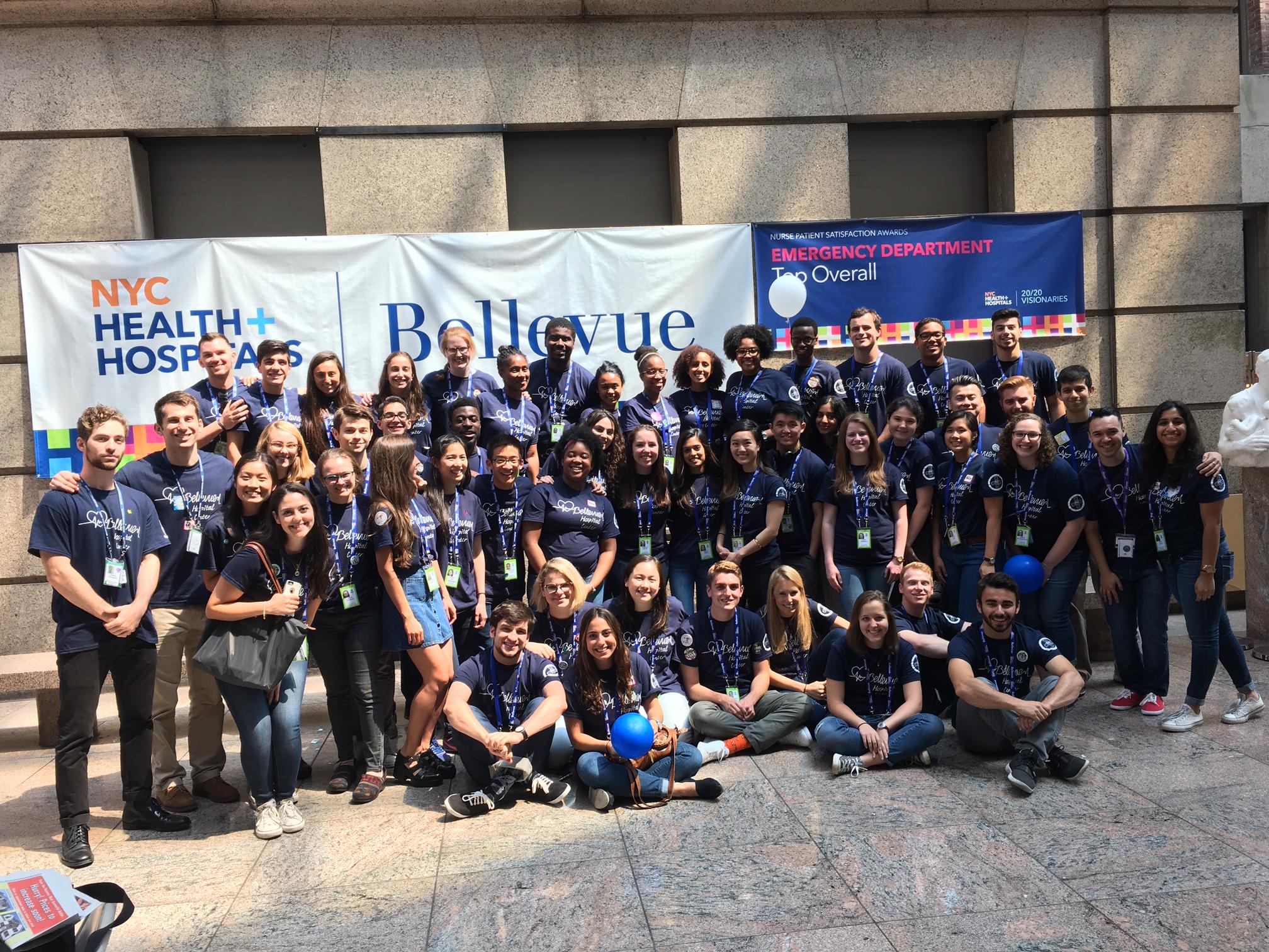 Helth Fair All Volunteers.JPG