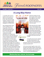Fall 2017 - This issue features the 2018 Livermore Reads Together title, A Long Way Home. We also feature articles on National Novel Writing Month (NaNoWriMo), and an interview with Sherri L. Smith, author of the LRT 2017 selection, Flygirl.
