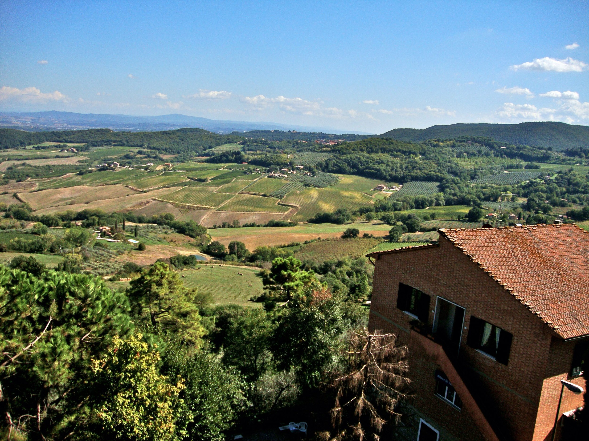 Montepulciano, Italy (Wine country, one of our favorite places while in Italy)