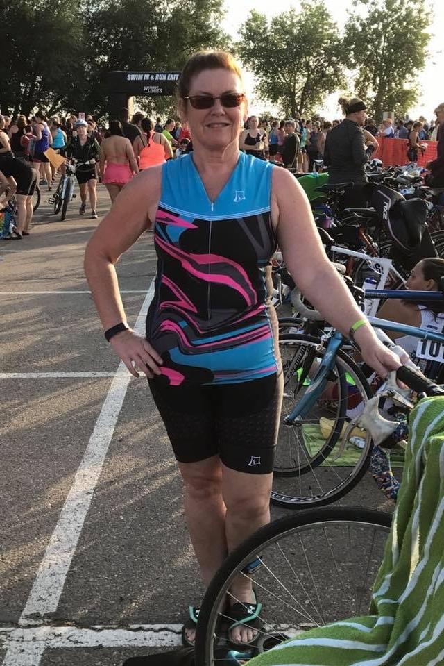 Nurse Susan Keithley - Velosport Wellness CBD Brand Ambassador