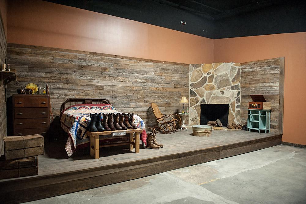 Log Cabin Origins