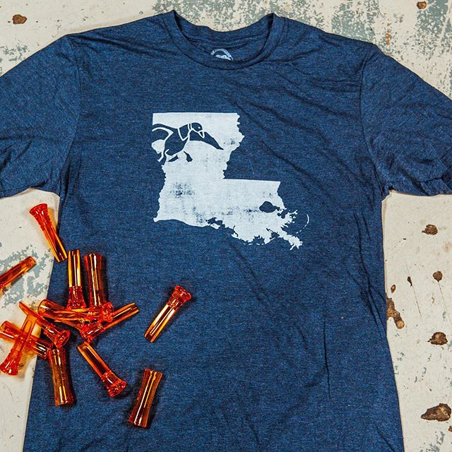 State pride. Louisiana and other states are now available in store.