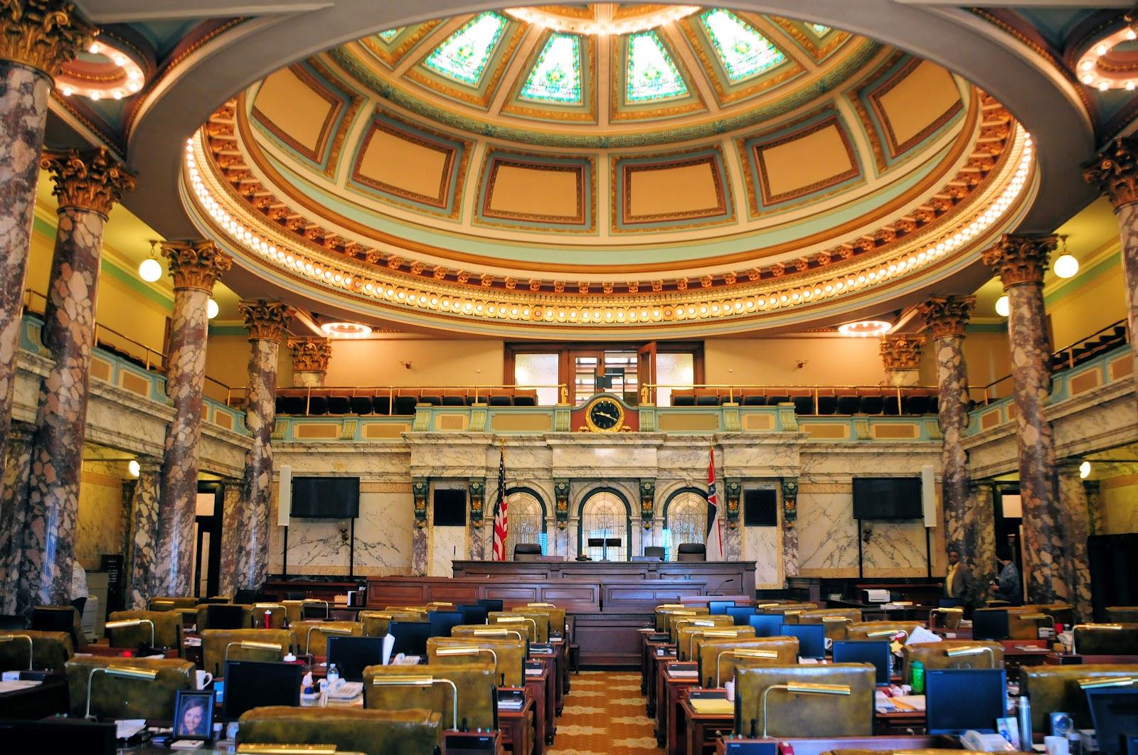 Colorado State Senate Chamber