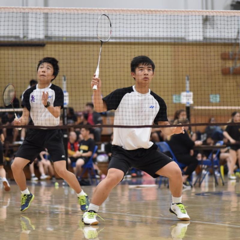 Coed Badminton