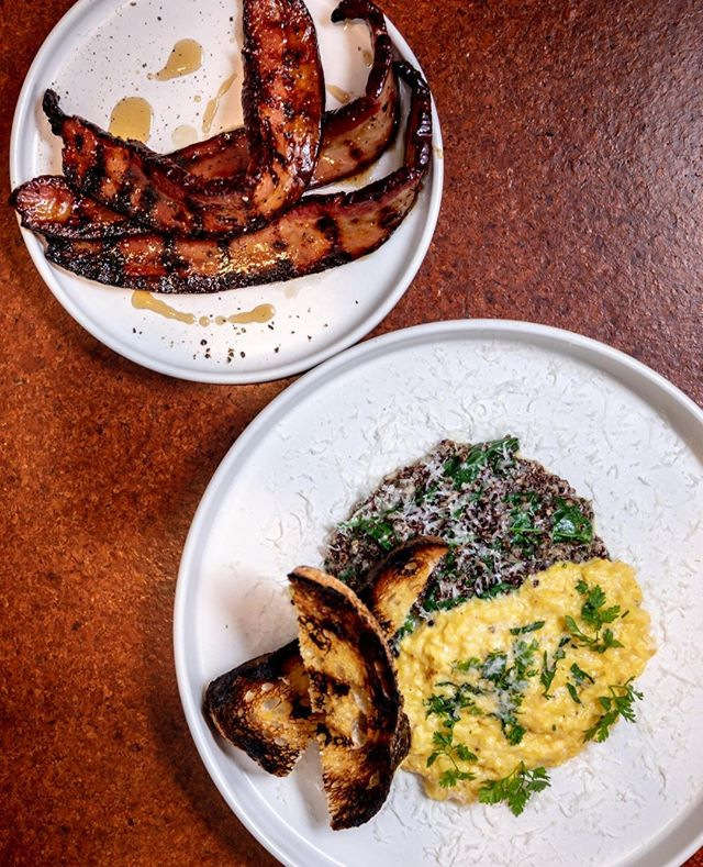 Every day is for sharing. Small plates, sides and bowls for you and yours.
