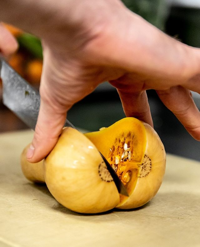 Autumn's cornucopia of earthy fare is upon us. Squash and other seasonal plates hit the menu.