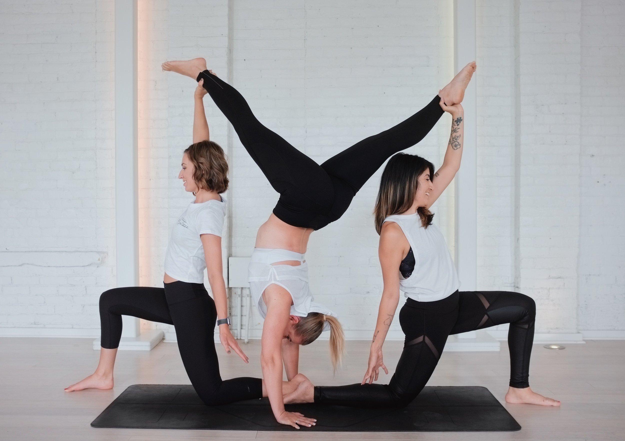 Yoga women's inspiration in Pittsburgh, Pennsylvania.