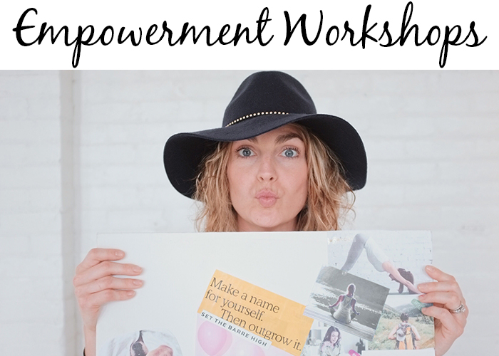 The Beauty Boost Empowerment Workshops