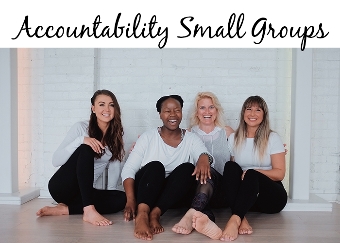 The Beauty Boost Accountability Small Groups