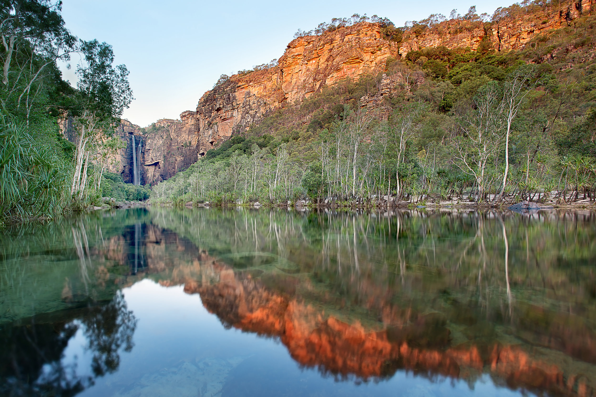 Jim Jim Falls gorge reflections.jpg