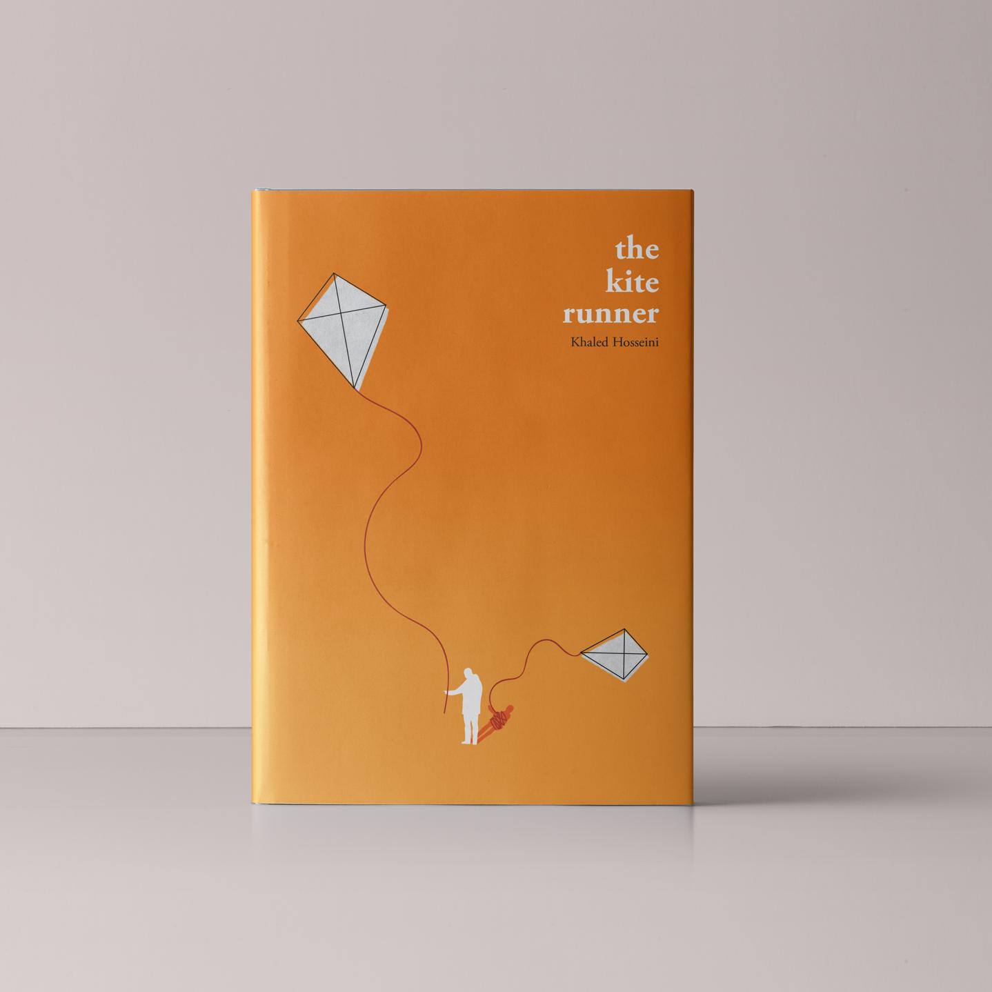The Kite Runner  | Book Cover Design