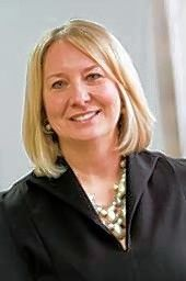"""Carolyn Welch Clifford - CAROLYN WELCH CLIFFORD, a resident of Barrington since 1993 and a Library Trustee since 2000, is a municipal attorney who primarily represents firefighter/police pension funds. In addition to her long service on the Library Board, Carolyn has been an active Girl Scout leader and Barrington High School band booster parent. Carolyn's professional background in public safety and municipal law has been invaluable to the Library Board. Her historical knowledge of the on-going dilemma of traffic concerns near the Northwest Highway campus was critical in determining a thoughtful response to the Village of Barrington's latest proposal on the Lake Zurich Road re-route. An """"articulate and thoughtful"""" leader, Carolyn is committed to protecting the financial integrity of the library."""