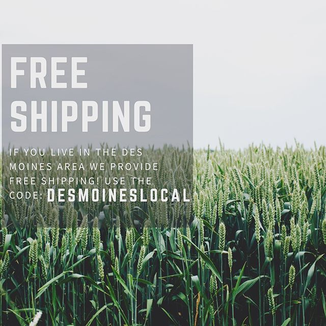 We offer free delivery if you live in the Des Moines area.  Use the code: DESMOINESLOCAL  #pourovercoffee #caffeine #coffeeroaster #esspresso #coffeeholic #desmoines #dsm #coffee #coffeeculture
