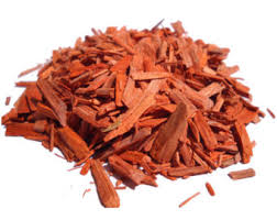 Red Sandalwood - We use it for:  Antiseptic, genitourinary conditions such as cystitis and gonorrhea.   Magickal:  Protection, exorcism, spirituality, astral projection, good health, purification, ward negativity, spirit offerings