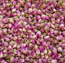 Rosebuds - We use it for:  High in vitamin C. Colds, flu, infections, blood purifying.   Magickal:  Good Health, love, luck, dream divination, protection, psychic awareness, Ostara (yellow roses), Beltane (red roses), Midsummer (Litha) (red roses), Mabon (white roses)