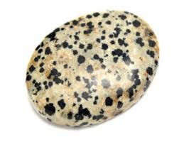 "Dalmation Stone -  Grounding and centering.Helps promote healing through tissue regeneration.Jaspers were used by American Indians as rain bringers.Protection from negativity and negative thinking.Gives the bearer a ""pick me up.""Releases tendencies to over think or over analyze things.Nurturing stone that works in a subtle way to give slow and gentle healing.Encourages a determination to succeed and to see ideas through to action.Very helpful for those starting their own business.Boosts immune system and helps clear toxins from body."