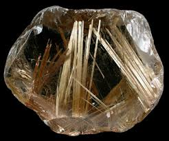 Rutilated Quartz -  Integrates energy at any level, vibrational healer.Promotes spiritual growth, cleanses and energizes aura, aids astral travel, scrying, and channeling.Draws off negative energy, helps let go of the past.Helps reach root of problems, especially in past-life work.Facilitates a change of direction and emotion.Soothes dark moods, acts as an antidepressant.Releases constraints and counters self-hatred.Promotes forgiveness on all levels.Treats inpotence and infertility, excellent for chronic conditions including exhaustion and energy depletion.Stimulates balance in the thyroid.