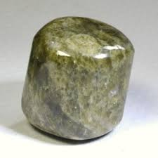 Vesuvianite -  Provides assistance to invent and discover.Helps to clear negative thought patterns.Can be used to dispel anger or banish depression.Brings one closer to higher realms.