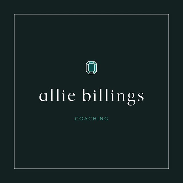 ✨ REBRAND SNEAK PEEK!⠀ ⠀ @alliebillingscoaching rebrand is officially launching soon🥂 but until then, here's a sneak peek at the new logo!⠀ ⠀ (Here's a quick descriptive brief of the style and vibe Allie wanted for her rebrand)⠀ ⠀ ✨ Luxurious⠀ ✨ Refined⠀ ✨ Minimal⠀ ✨ Approachable⠀ ✨ Timeless⠀ ✨ Sophisticated⠀ ✨ Beauty⠀ ✨ Bold⠀ ⠀ I think we nailed it! 😍 What do you think?!
