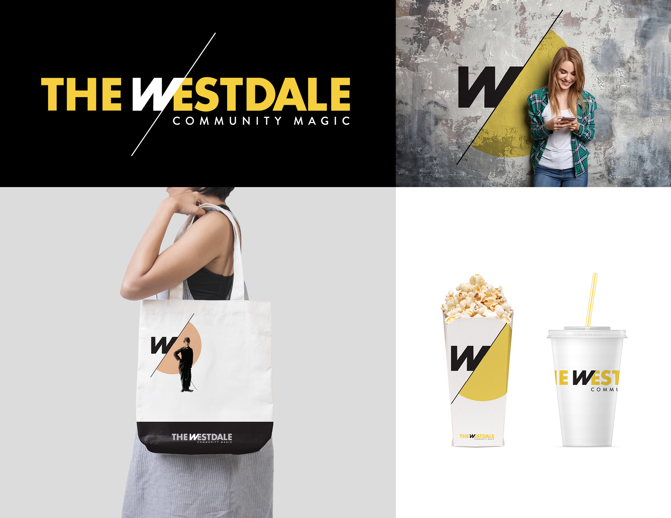 """The Westdale - """"We are so proud to use our brand every day to communicate with our community. Thank you all for your dedication, professionalism, and spirit.""""— Graham Crawford"""