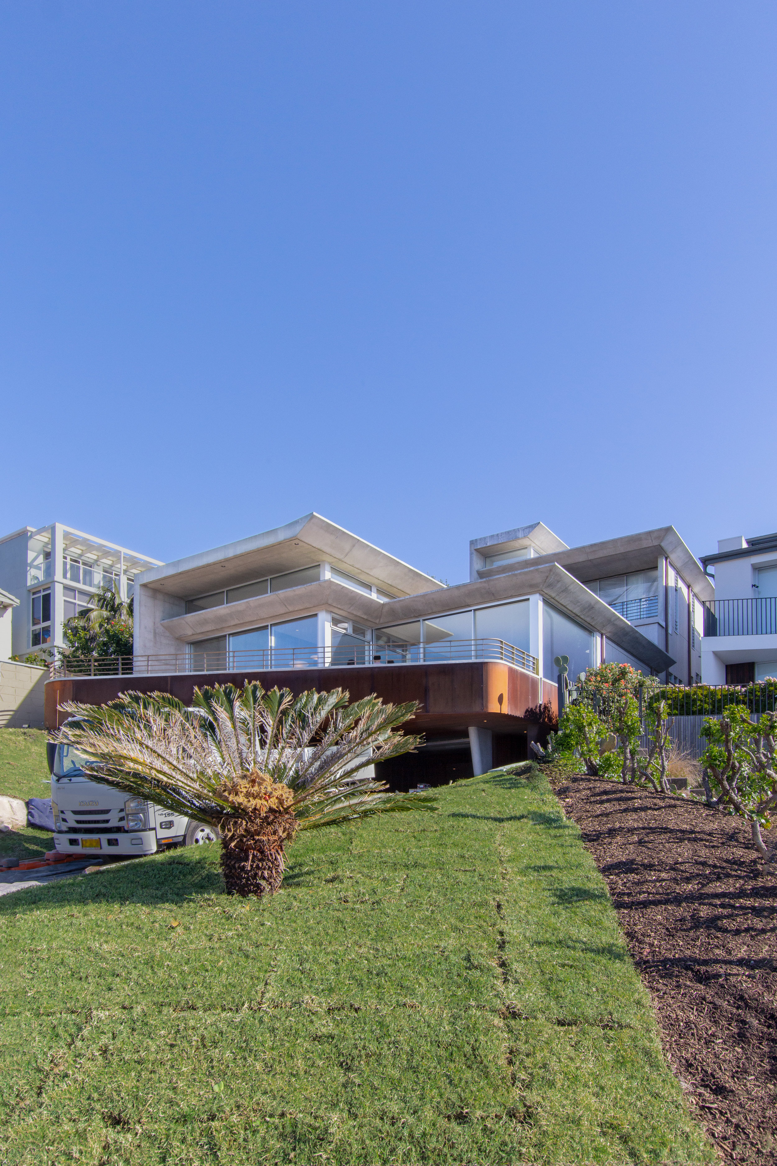 Coogee House by Casey Brown Architecture
