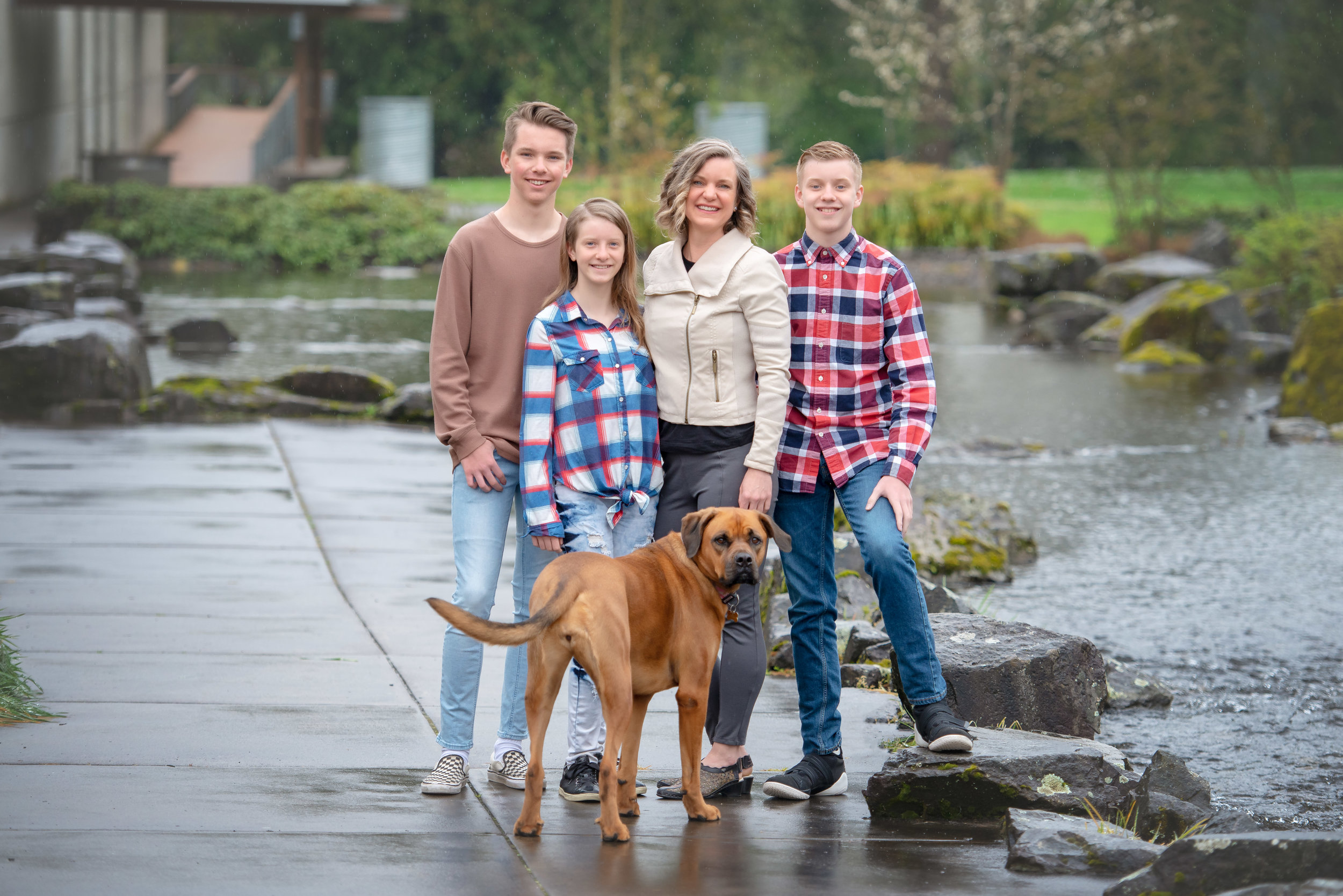 whole family with willow looking at camera leash gone.jpg