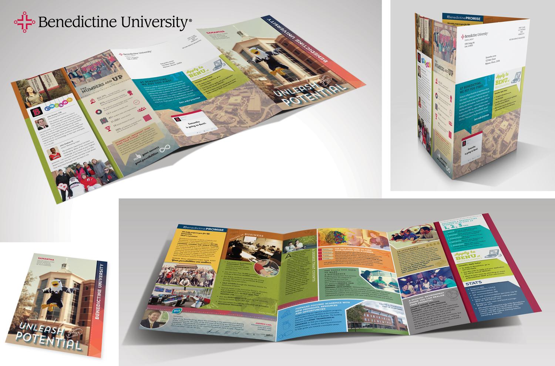 VARIABLE VIEWBOOK FOR BENEDICTINE UNIVERSITY