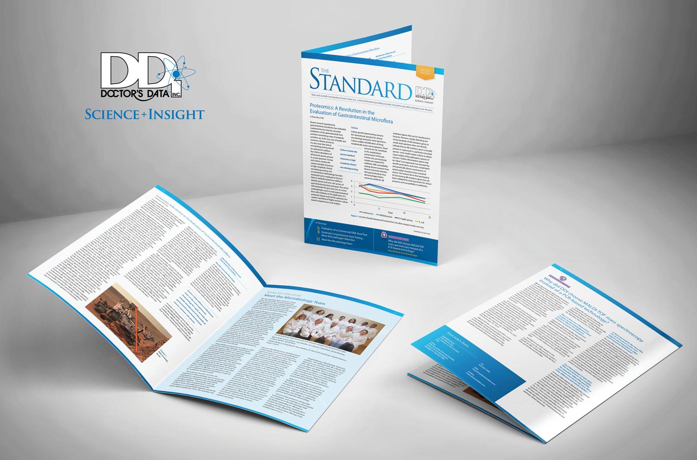 THE STANDARD NEWSLETTER FOR DOCTOR'S DATA