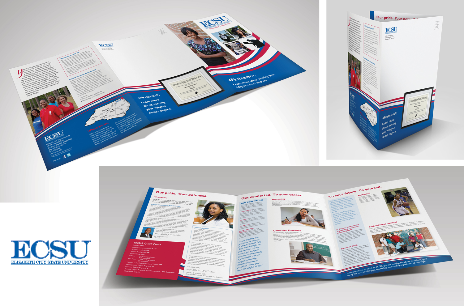 VARIABLE VIEWBOOK FOR ELIZABETH CITY STATE UNIVERSITY