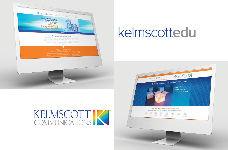 WEBSITES FOR KELMSCOTT COMMUNICATIONS AND KELMSCOTTEDU