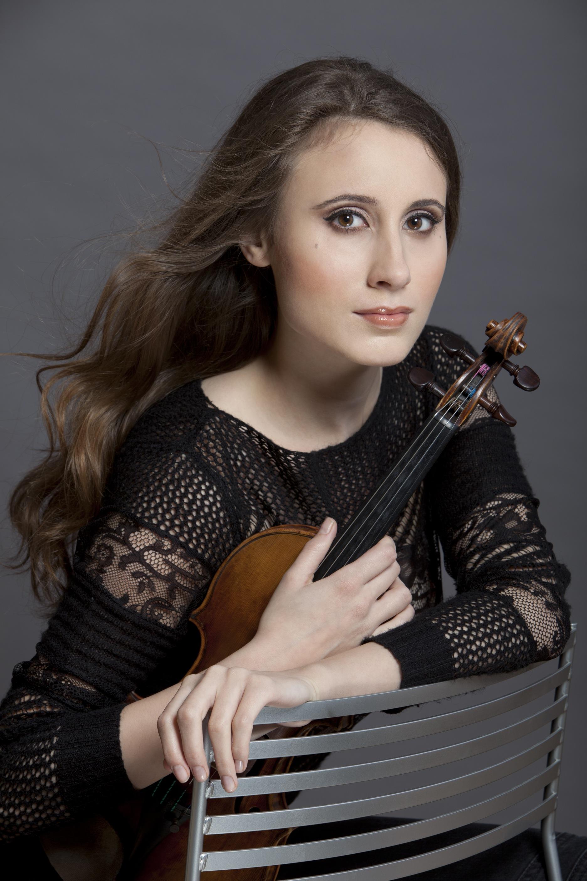 Jennifer Pike: Violon