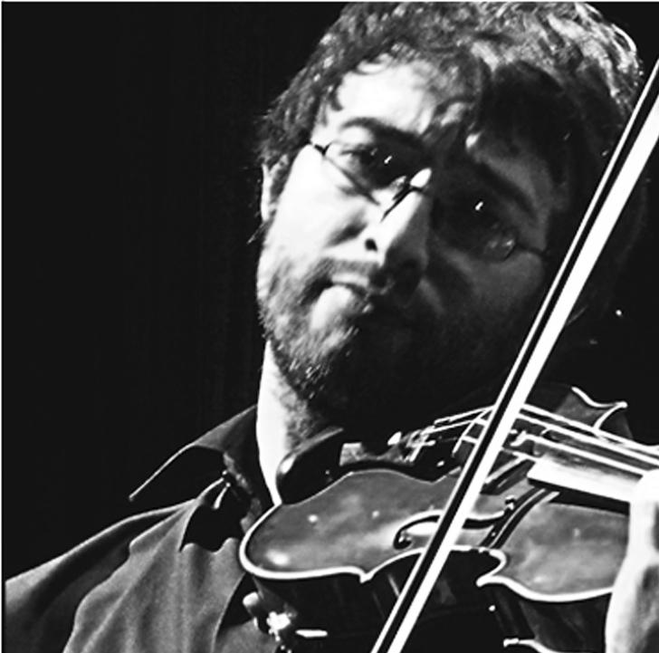 Rowan Bell: Violon