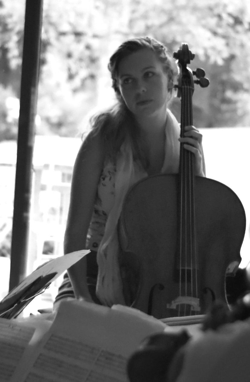 Joelle Martinez: violoncelle