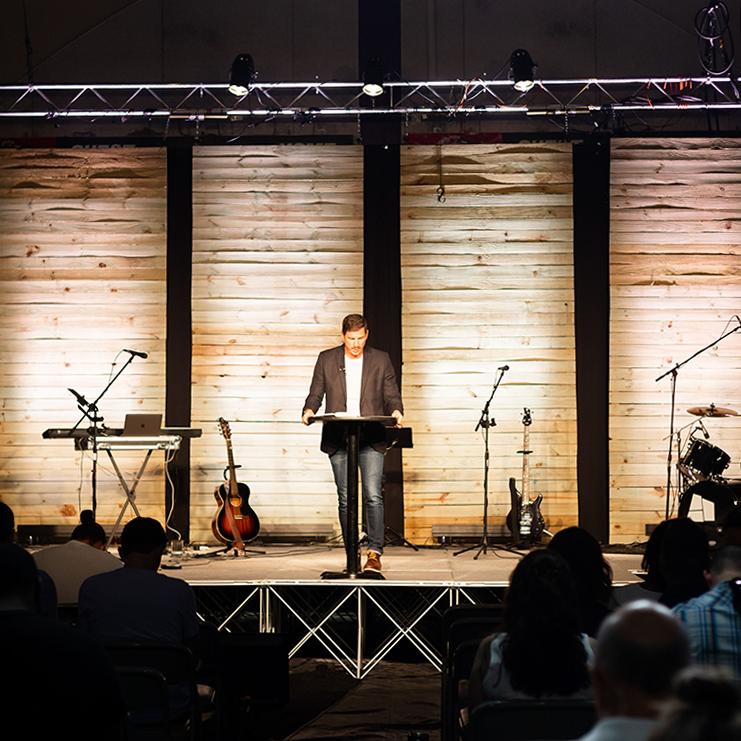Gospel-centered teaching -