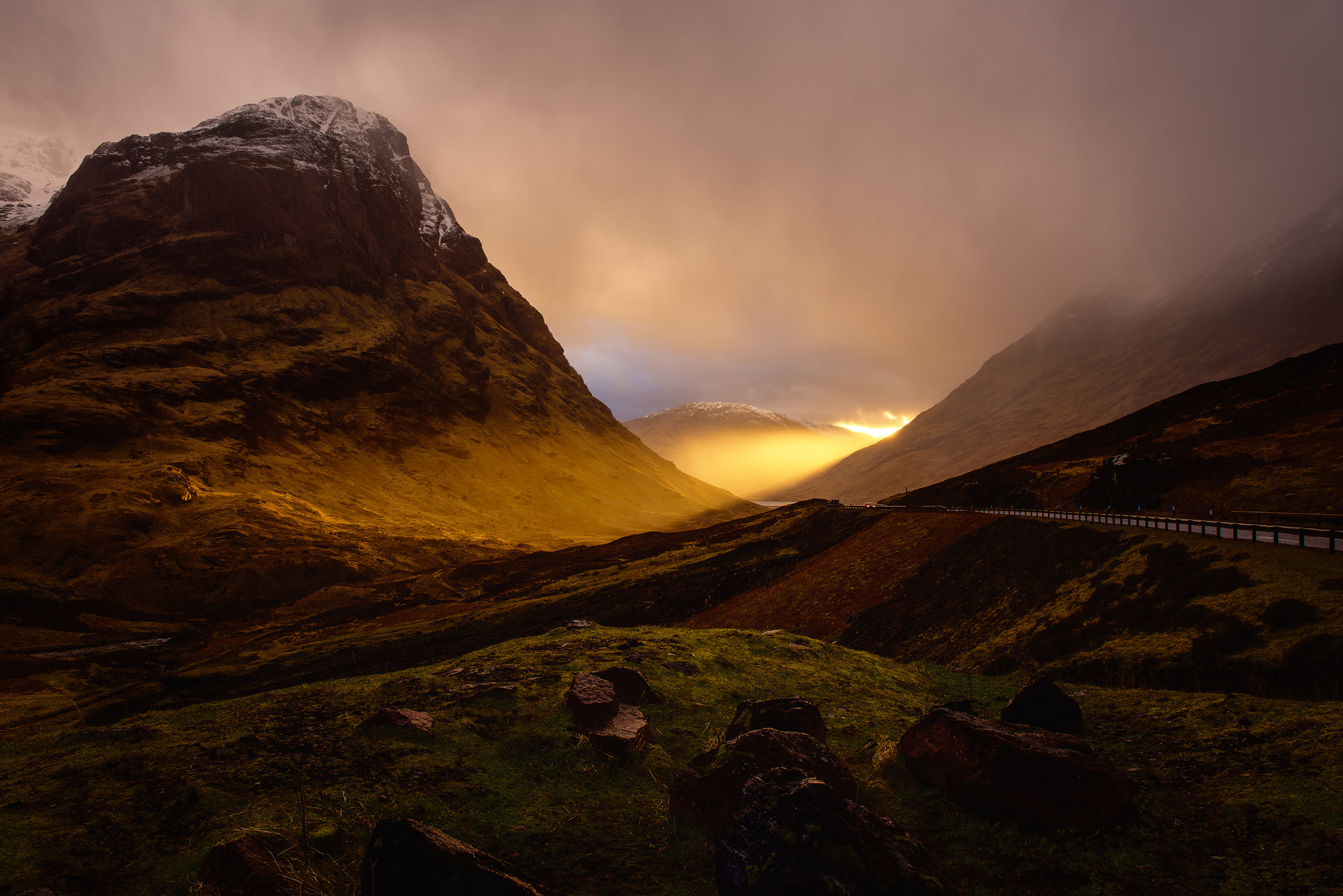 Lights of Glencoe