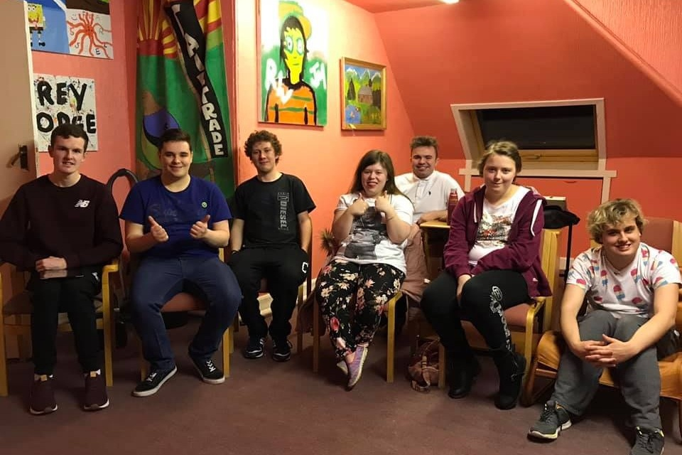 T-Night Youth Group -