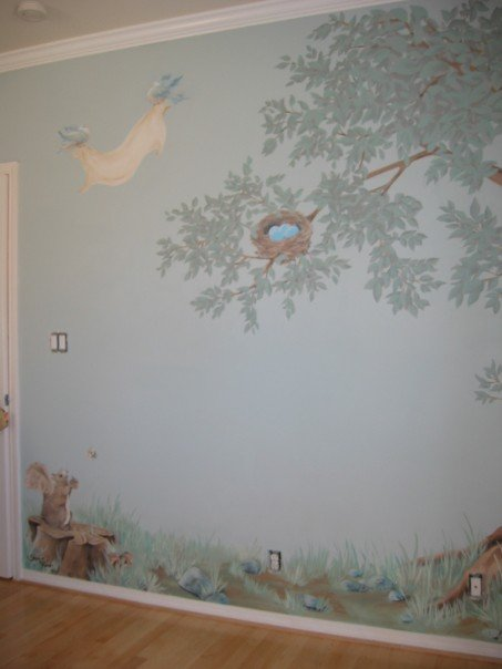 Tree and Forest Animal Nursery